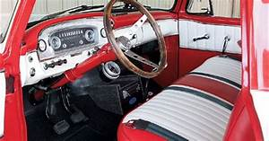 1966 Ford Truck Interior 1966 Ford F100 Driver Side