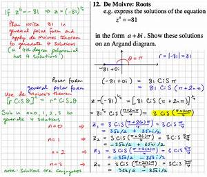 Complex Numbers - Emaths Ie
