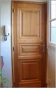 Peinture Bois Interieur : vernis porte bois interieur ~ Dallasstarsshop.com Idées de Décoration