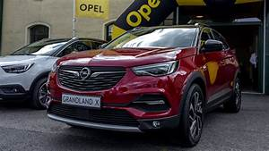 Opel Grandland X Rot : opel grandland x 4k youtube ~ Jslefanu.com Haus und Dekorationen