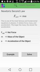 Physics Solver For Android