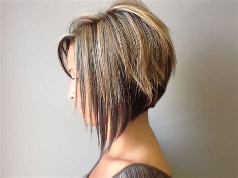 2014 Short Sleek Hairstyle For Women
