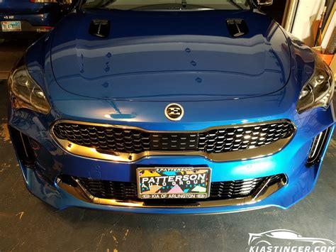 Kia E Badge by Oem Kia Stinger E Badge Emblem The Stinger Store