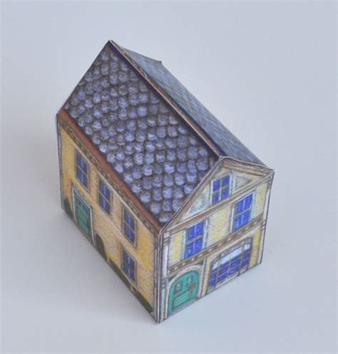 paper house templates  sample  format