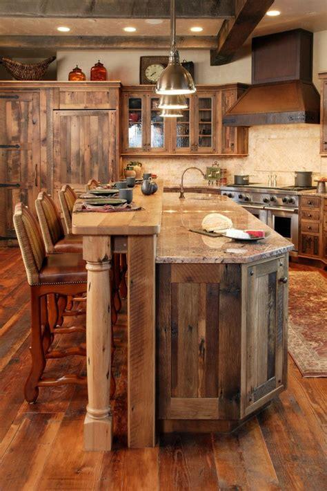 repeindre des meubles de cuisine rustique amazing deco cagne chic chaise de bar en bois et cuir