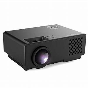 Dbpower Mini Projector Portable Led Projector  Compatible