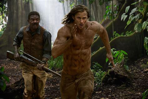 The Legend of Tarzan (2016) Movie Review - MovieBoozer