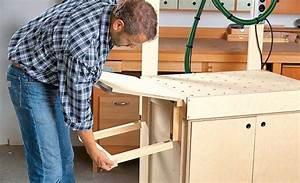 Werkstatt Selber Bauen : schleiftisch workbench pinterest werkzeugwagen werkstatt und selber bauen ~ Orissabook.com Haus und Dekorationen