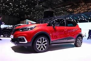 Renault Captur Initiale Paris Finitions Disponibles : renault captur red edition la derni re s rie limit e l 39 argus ~ Medecine-chirurgie-esthetiques.com Avis de Voitures