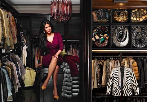 Sneak Peek Inside Kim Kardashian's Closet Pursuitist