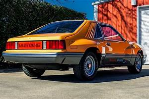 Rare 1980 McLaren Mustang M81 Heads to Auction - MustangForums