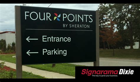 outdoor business signs in toronto channel letters light