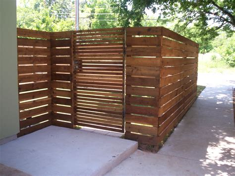 Build A Wood Fence Plans Diy How To Make
