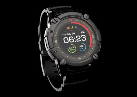 advanced charge free smartwatches matrix powerwatch 2