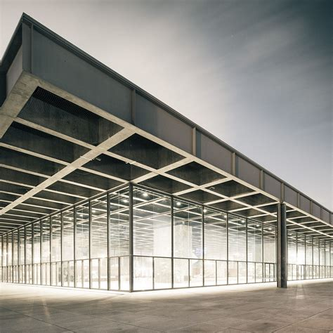 Top 10 Stunning Architecture Design By Mies Van Der Rohe