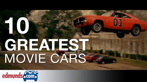 10 Greatest Movie Cars