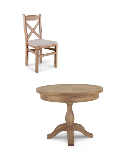 tuscany extending table chair set oliver