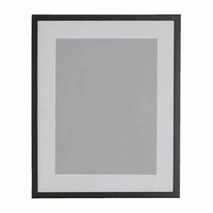 Cadre Noir Ikea : ribba cadre 40x50 cm ikea ~ Teatrodelosmanantiales.com Idées de Décoration