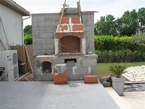 barbecue en pierre fait maison 5 construire son With barbecue en pierre fait maison