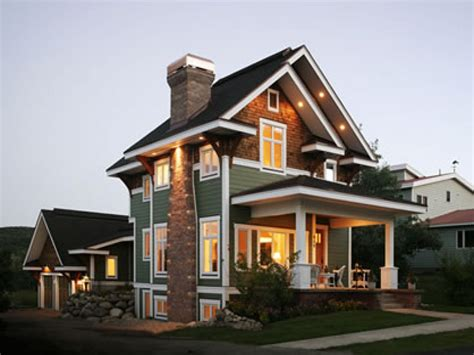Narrow Lot House Plans Craftsman by Craftsman House Plan Craftsman House Floor Plans