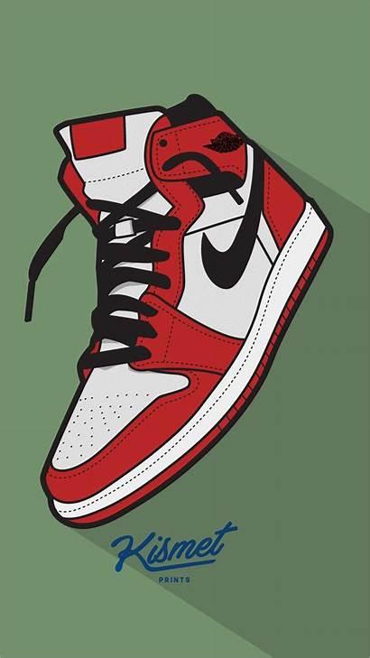 Jordan Nike Hype Sneakers Dope Cartoon Sneaker