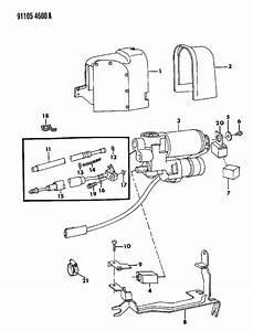 1991 Chrysler Imperial Wiring Diagram