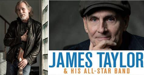 James Taylor and Jackson Browne Plan 2020 Tour Dates ...
