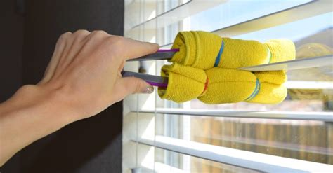 how to clean window blinds the most efficient way to clean window blinds