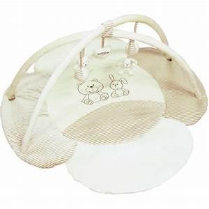 Tapis D éveil Original : tapis d 39 veil b b rabbit bear domiva lapin ours ~ Teatrodelosmanantiales.com Idées de Décoration