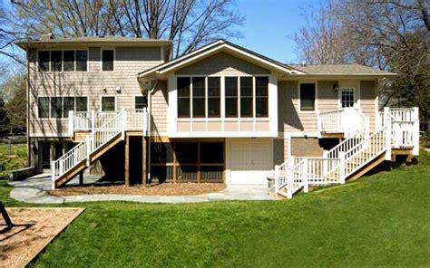 post builders additions northern virginia custom home