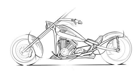 Kleurplaat Crossmotors by Chopper Sketch By Mikednhm On Deviantart