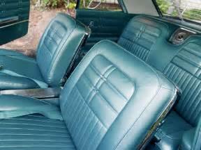 1963 Chevy Impala SS Interior