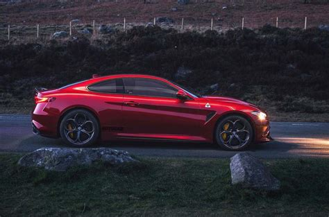 Alfa Romeo Giulia Coupe To Pack 641bhp With F1 Hybrid Tech