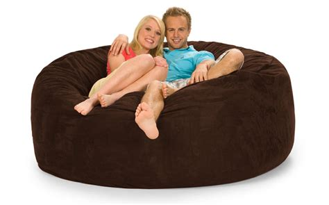 goliath 6 shaggybag bean bag chairs furniture store