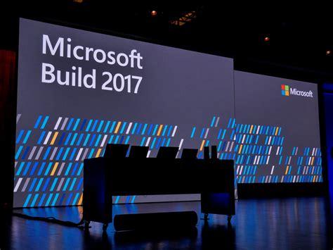 microsofts build developer conference microsoft build