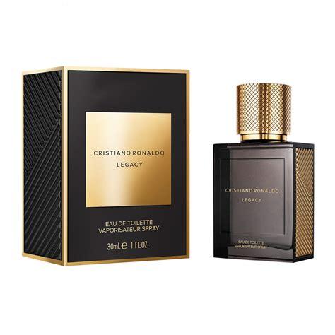 cristiano ronaldo parfum cristiano ronaldo legacy eau de toilette 30ml feelunique