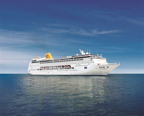 Costa cruise ships reviews