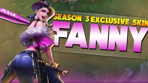 Mobile Legends New Season 3 Fanny Skin!