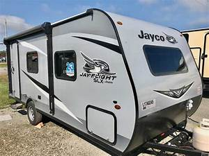 new, 2020, jayco, jay, flight, slx, 195rb, travel, trailer, stock