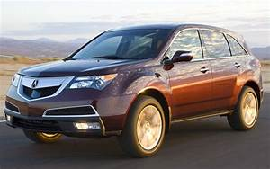 2010 Acura Mdx First Test - Motor Trend Magazine