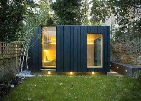 bureau de jardin moderne avec fen 234 tres panoramiques