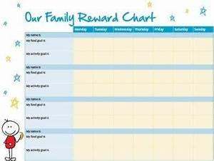 Family Reward Chart Example1