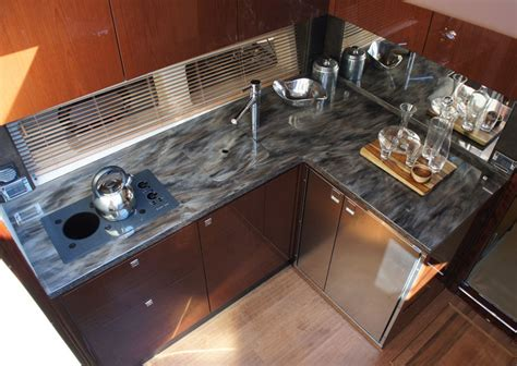 Corian Sorrel Countertop - buildasurface solid surface for commercial retail