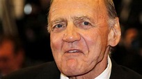 Swiss actor Bruno Ganz, who played Hitler in Downfall ...