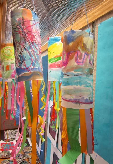 windsocks  kindergarten