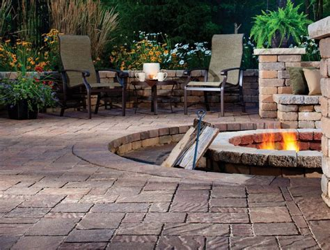 Built In Outdoor Fire Pit