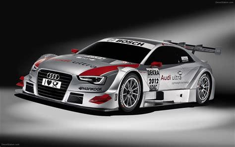 Audi A5 Dtm 2018 Widescreen Exotic Car Picture 01 Of 30