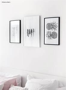 Bilder Schwarz Weiß Gemalt : schlafzimmer inspo granatapfel drink ~ Eleganceandgraceweddings.com Haus und Dekorationen