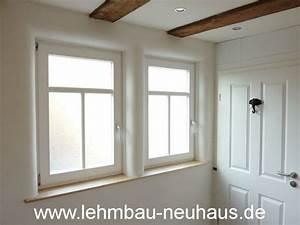 Lehmputz Im Bad : bilder lehmputz lehmfarbe feinputz lehmbau neuhaus ~ Michelbontemps.com Haus und Dekorationen