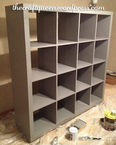 42 before and after ikea expedit hack portes blanches